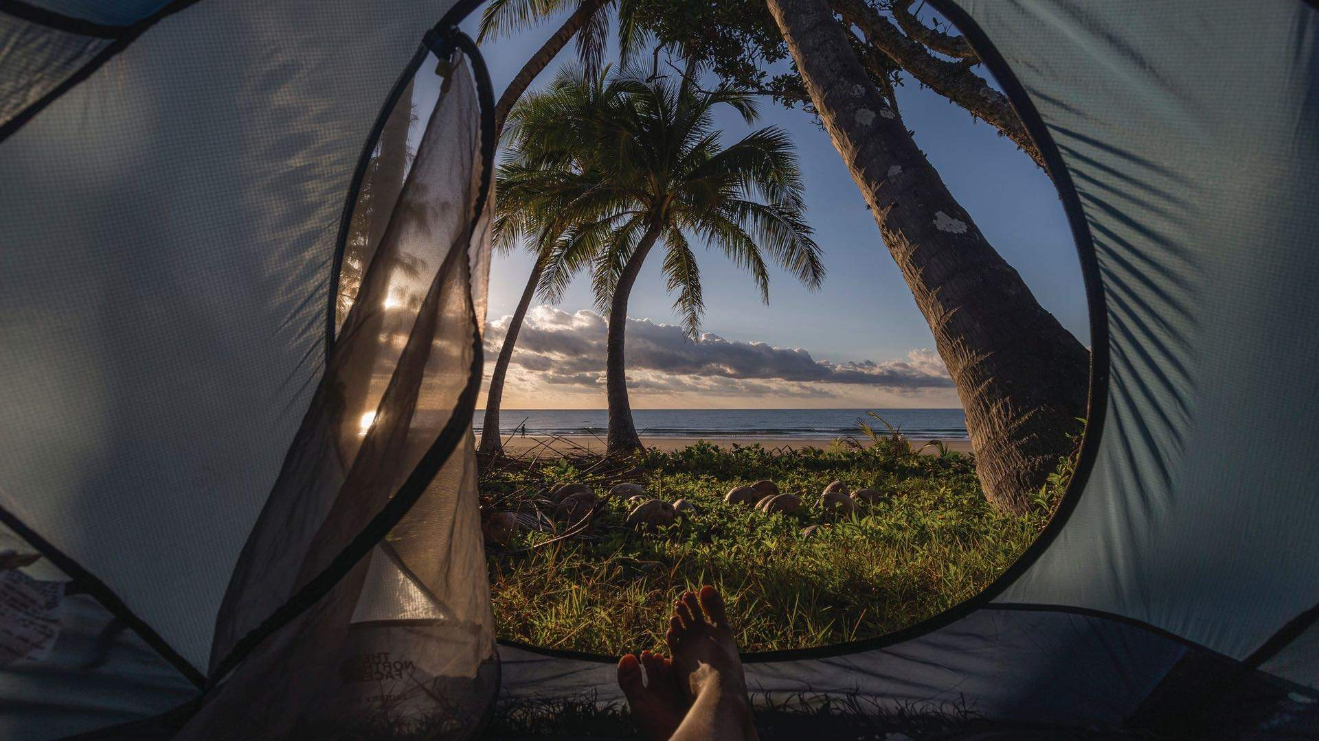 The Ten Best Beach Camping Spots in Queensland