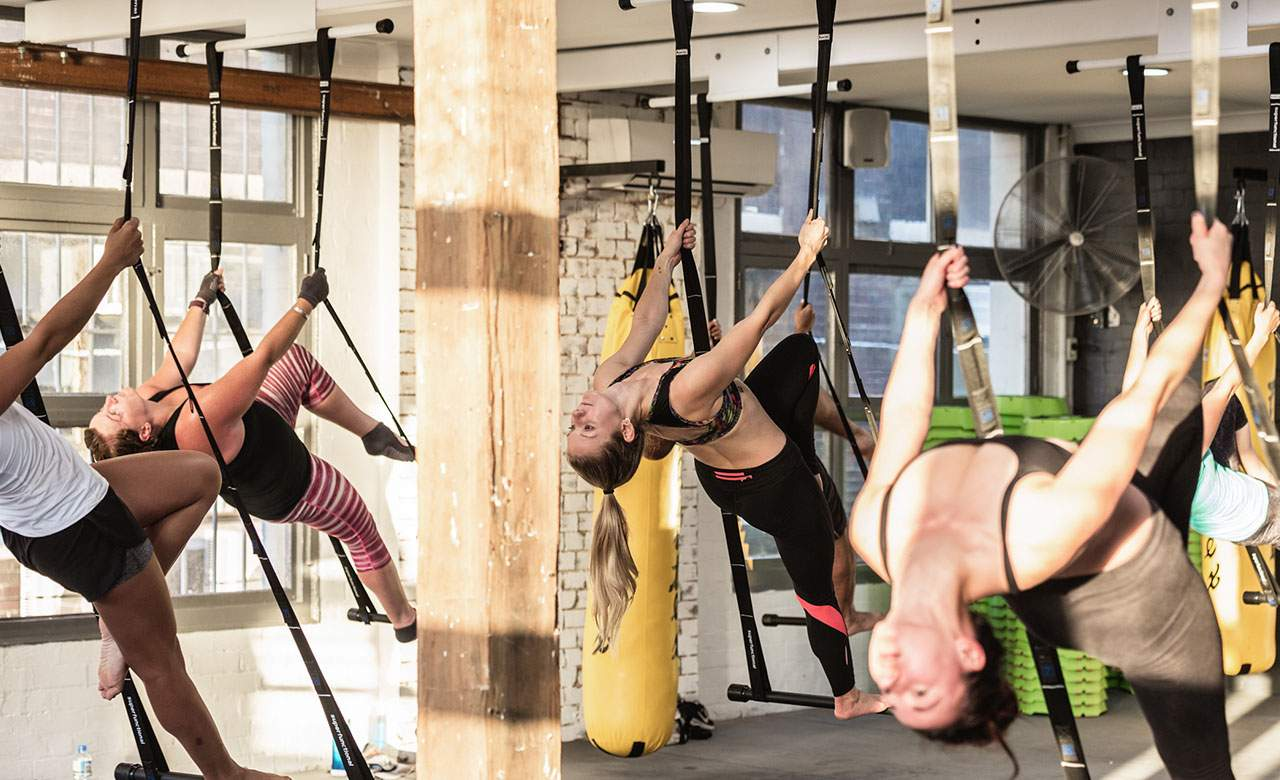 'Circus Fit' is a New Gym Class For People Who Hate Normal Exercise