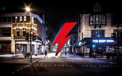 London Could Be Getting a Permanent Public David Bowie Memorial