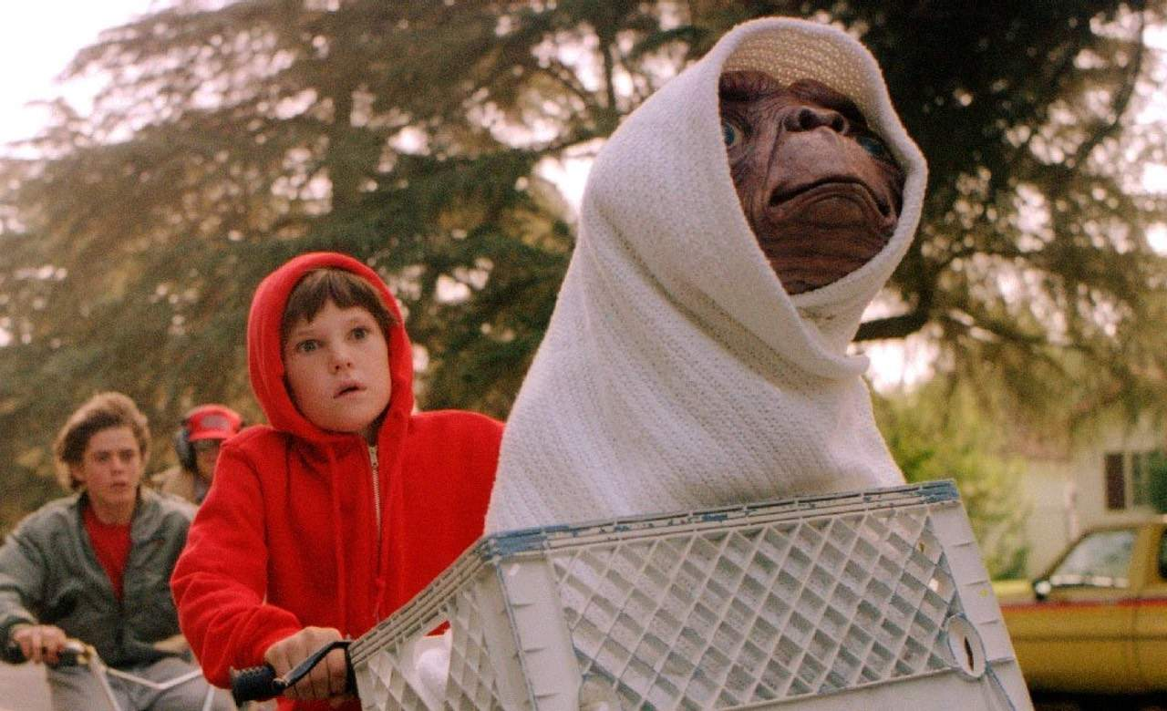 E.T. The Extra-Terrestrial in Concert