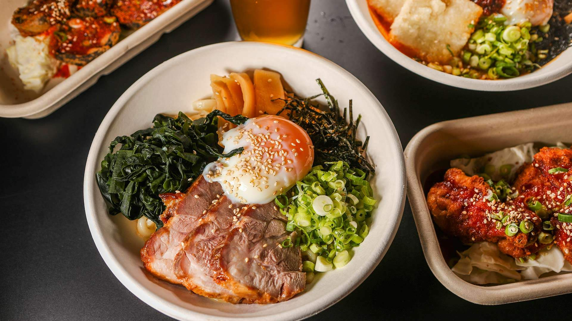 Sake Jr Launches New Neil Perry-Designed Menu