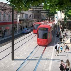 First Stages of Western Sydney Light Rail Route Revealed