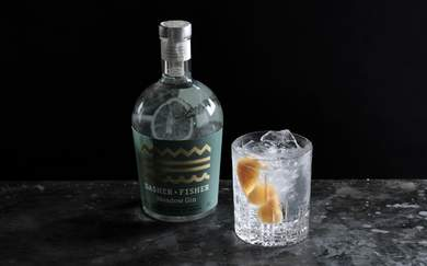 Tasmania's New Distillery Southern Wild Releases Dasher + Fisher Gin