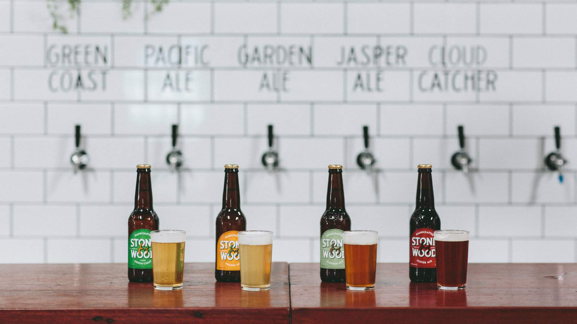 Stone and Wood Is Opening a Brewery and Tasting Room In Brisbane
