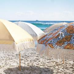 Eight Great Beach Umbrellas for Your Shady Summer Set-Up