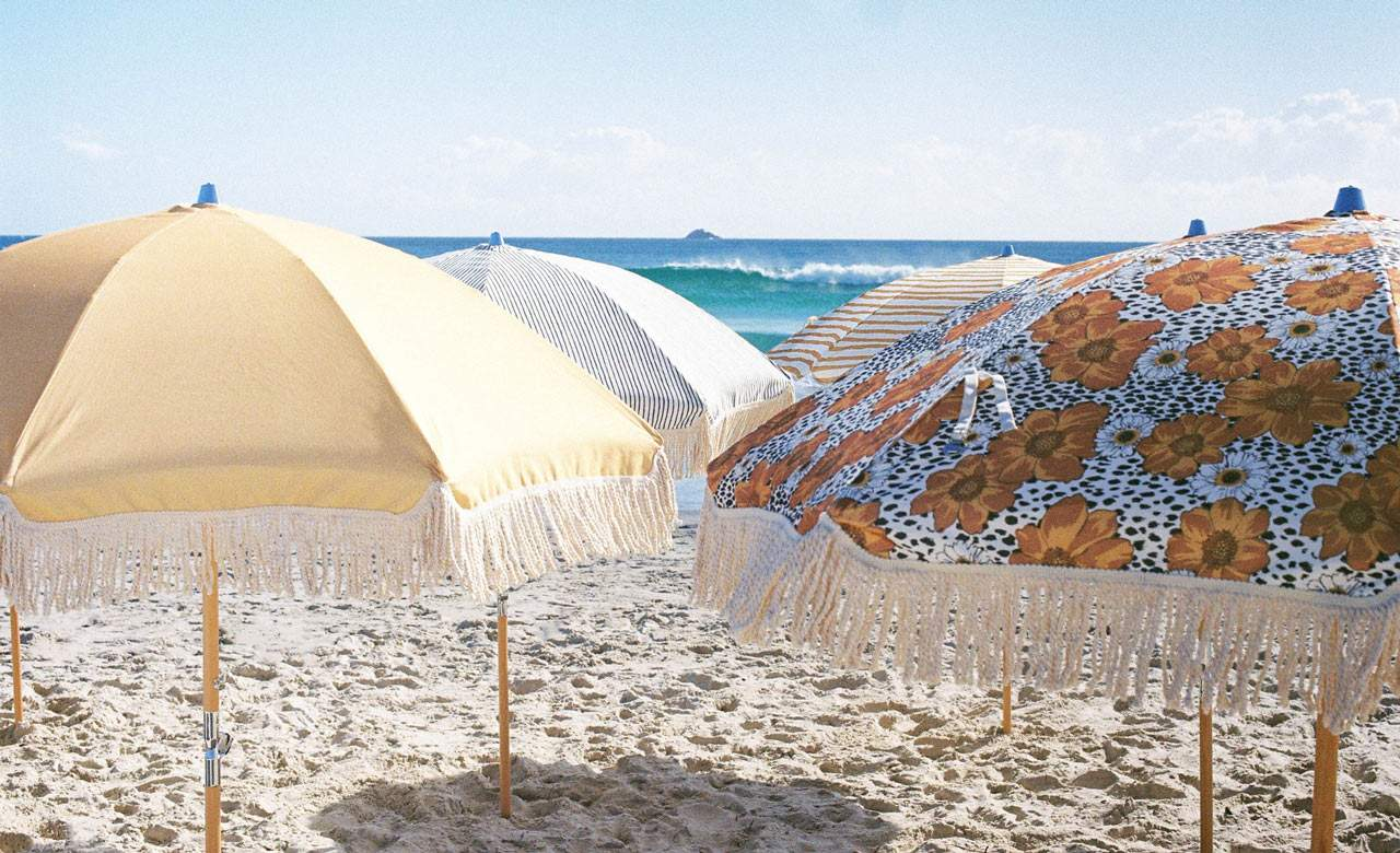 Eight Great Beach Umbrellas For Your Shady Summer Set Up Concrete