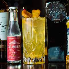 Make the Winning Cocktail From This Year's East Imperial Gin Jubilee