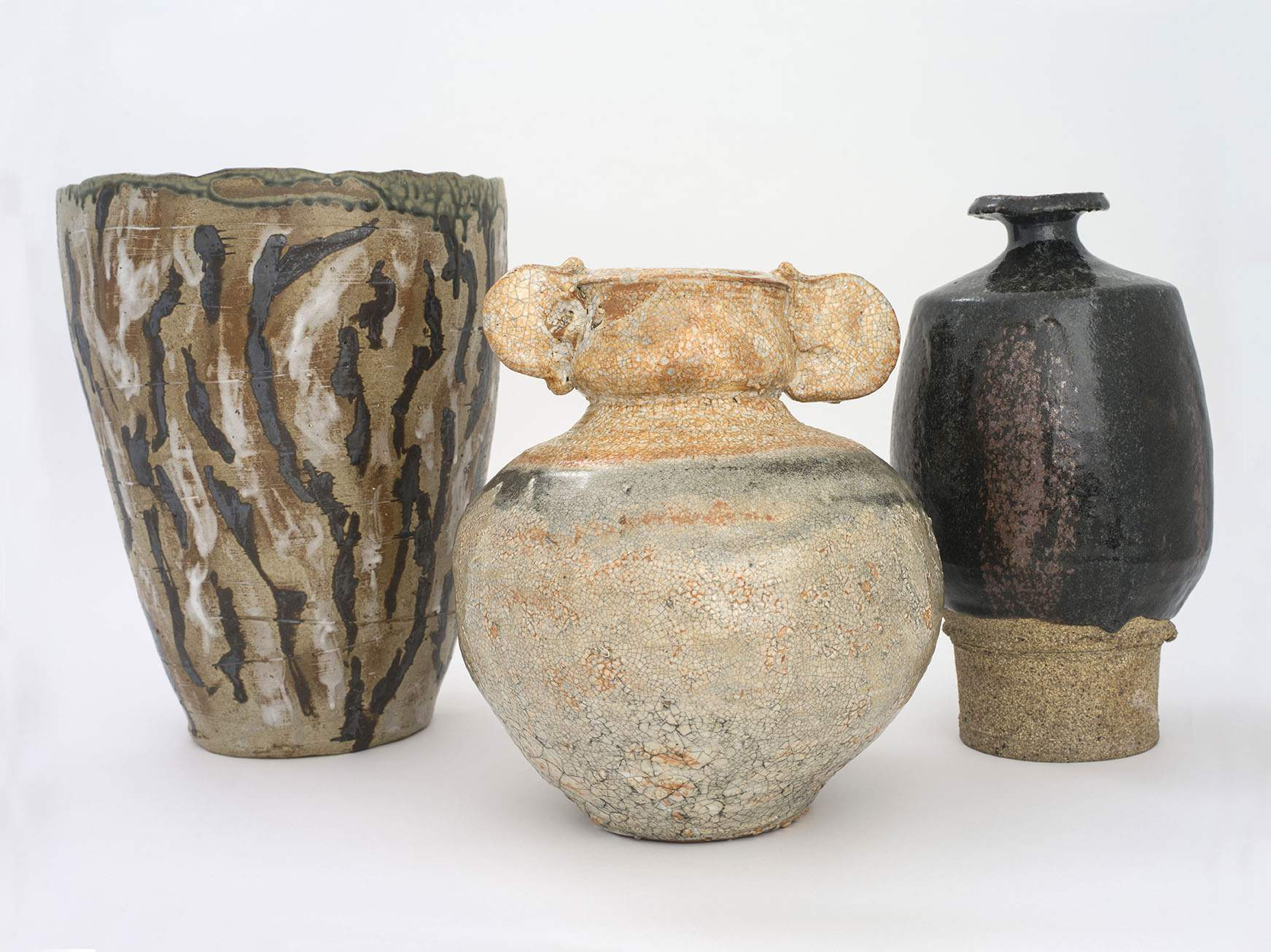 Earth and Fire: Ceramics from the QUT Art Collection