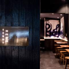 Kenny Rens Is Woollahra's New Izakaya-Style Sashimi Bar and Restaurant
