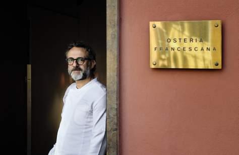Massimo Bottura x OzHarvest Dinner