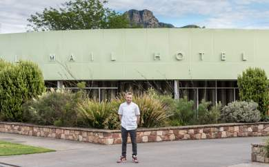 The Grampians' Royal Mail Hotel Is Getting a New Fine Dining Restaurant
