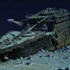 You Can Now Take Underwater Tours of the Titanic