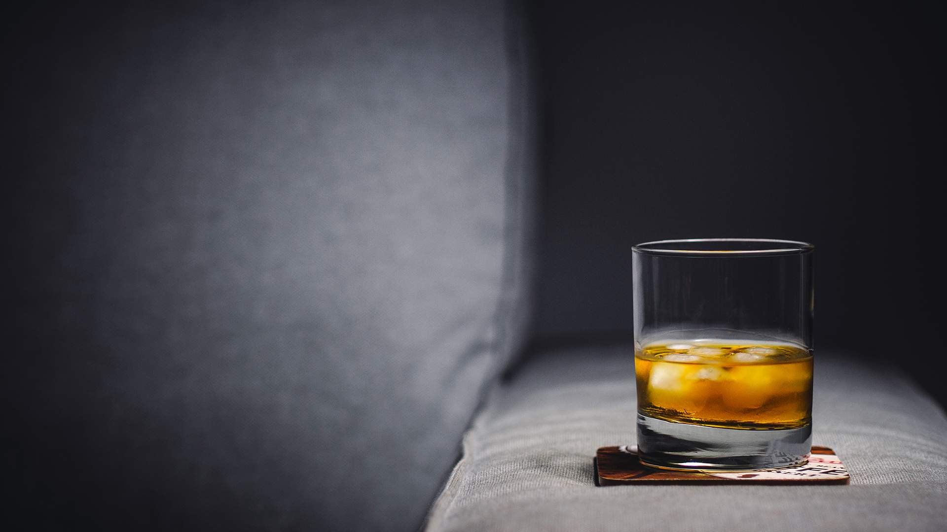 Whisky Tasting In The Dark