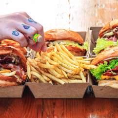 BL Burgers Melbourne Pop-Up