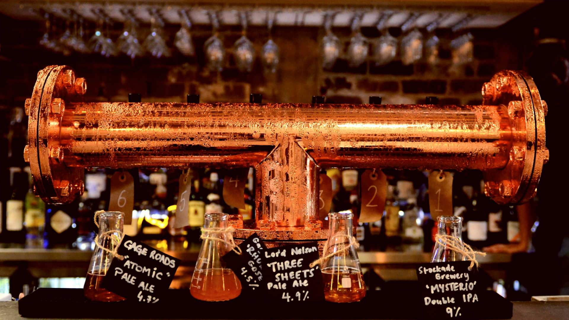 the best bars with fireplaces in sydney concrete playground