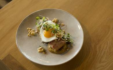The Botanist Launches an Inventive New Breakfast Menu
