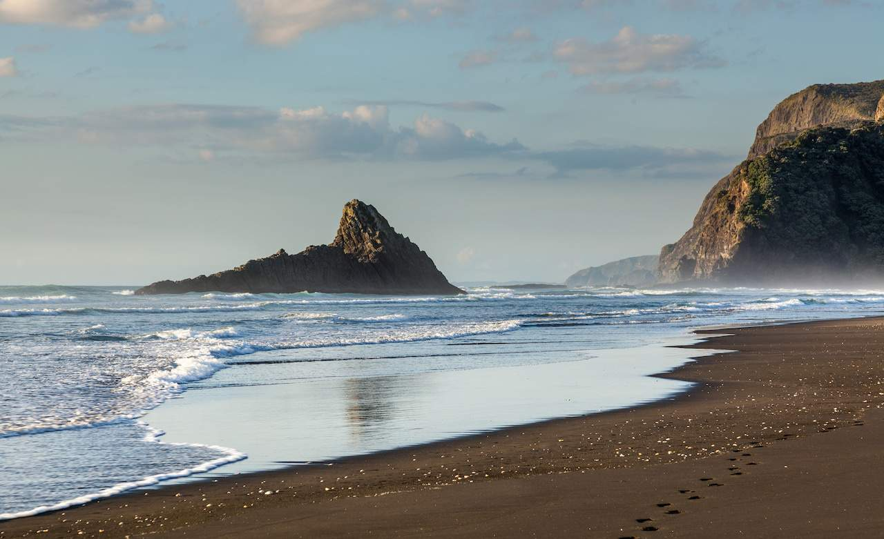 The Five Best Nude Beaches Near Auckland - Concrete -6719
