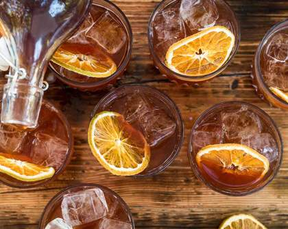 Batched Cocktails: A Coffee Negroni for Ten People