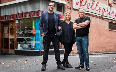 Sydney's Sepia Team to Open Melbourne Restaurant with Chin Chin's Chris Lucas