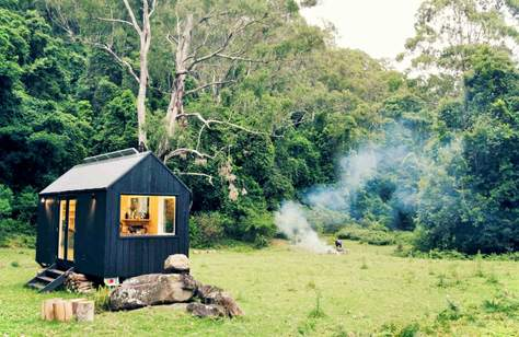FIVE WAYS TO ESCAPE THE CITY AND GO OFF GRID FOR A WEEKEND IN REGIONAL VICTORIA