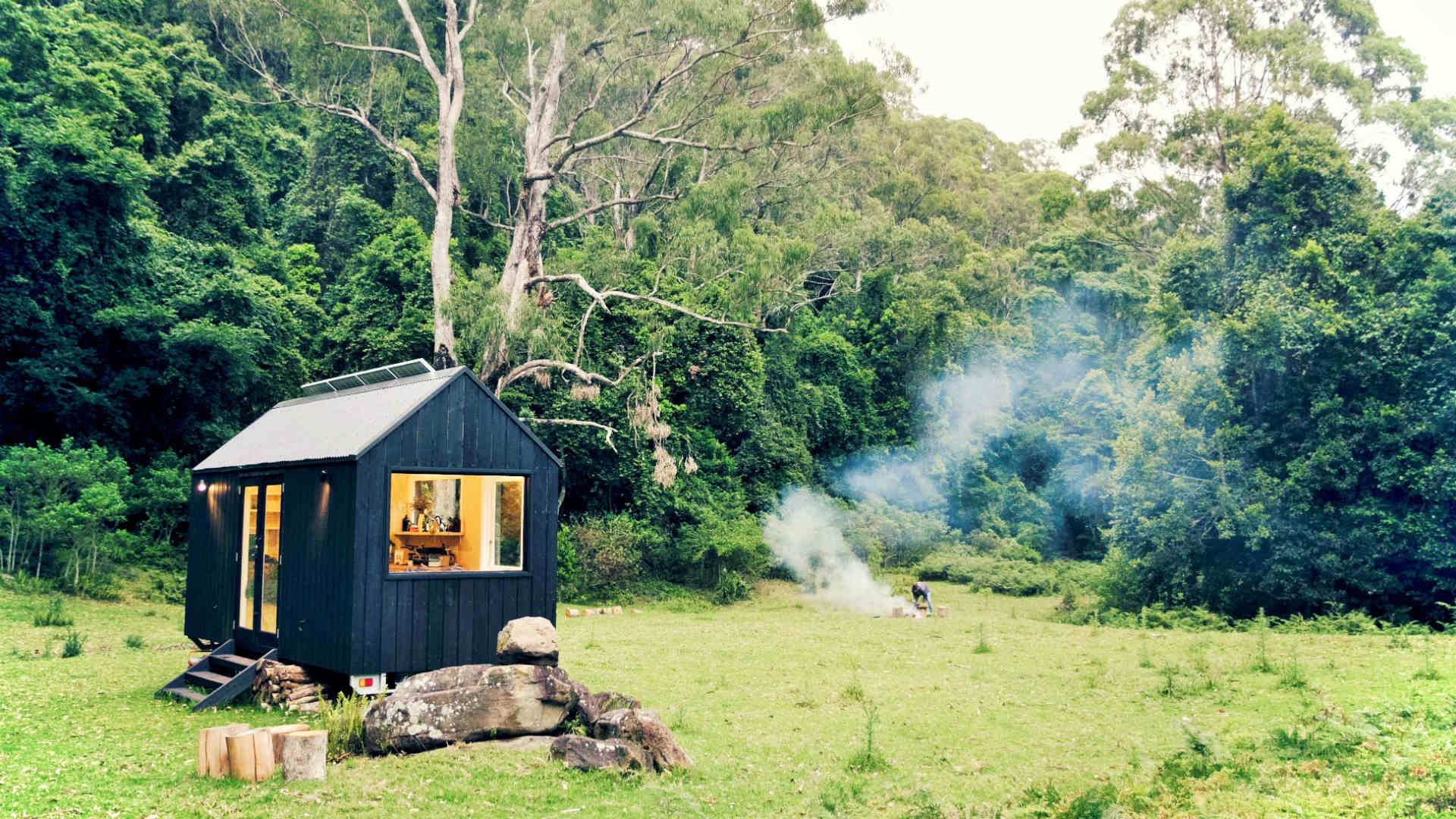 This New Writer's Residency Will Put You in a Tiny House in the Wilderness to Get Shit Done