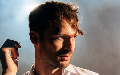 Five Minutes With Alt-Pop Songwriter Andrew Keoghan