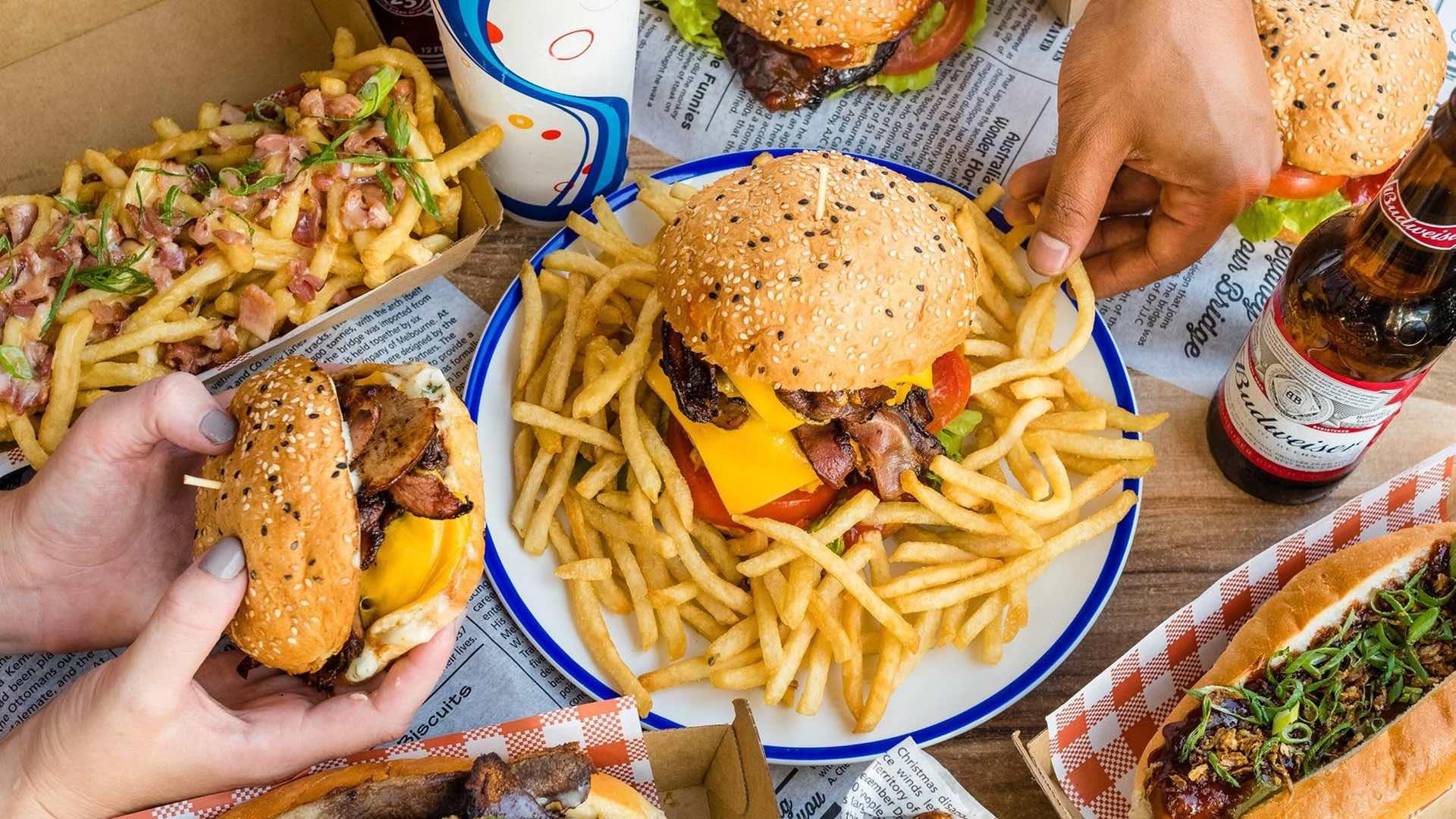 Burger Time 69