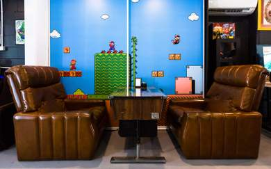 Meet Brisbane's New Retro Video Game Cafe