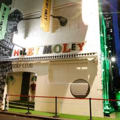 A Look Inside Melbourne's Insane New Two-Storey Mini-Golf Bar Holey Moley