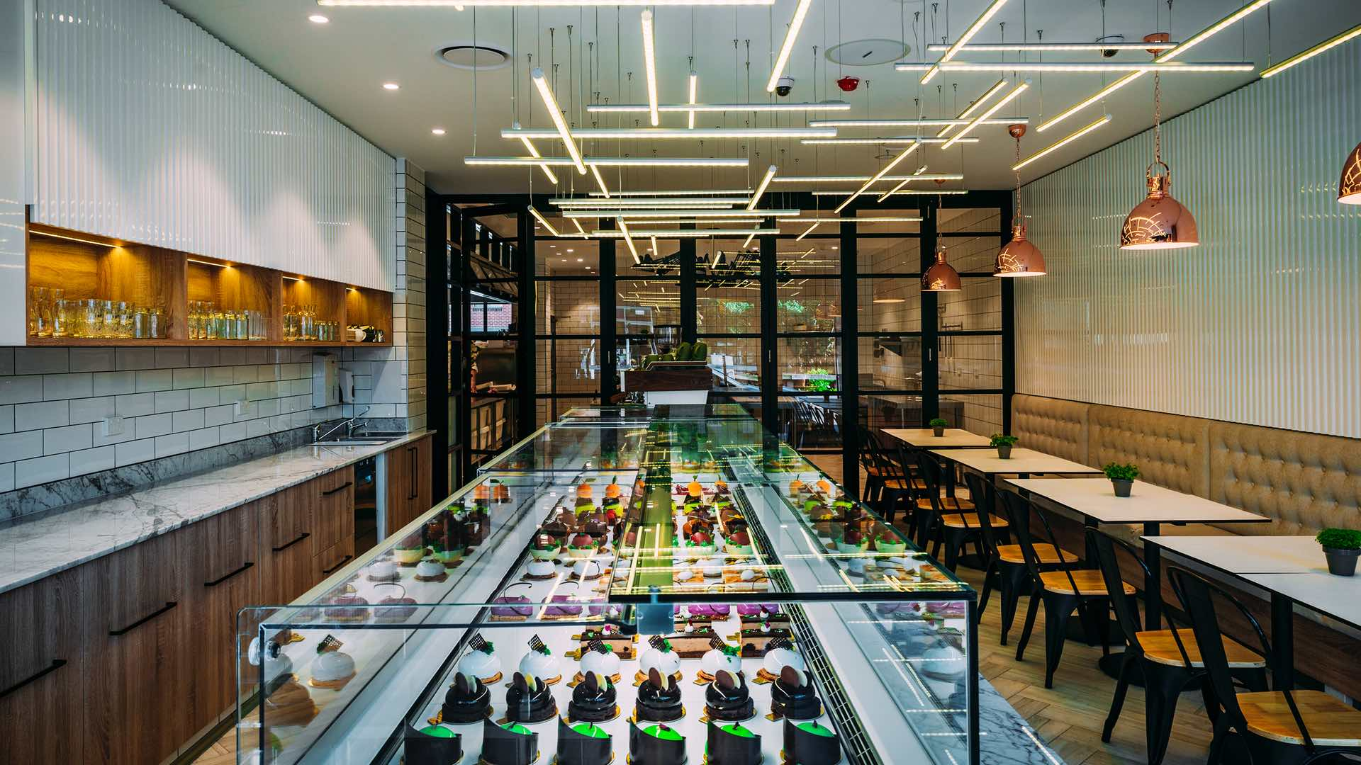 KOI Dessert Bar Ryde