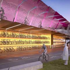 Melbourne Is Getting a 2.5-Kilometre Elevated Bicycle Highway