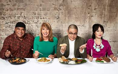 A Look at SBS' New Competitive Cooking Series, The Chef's Line