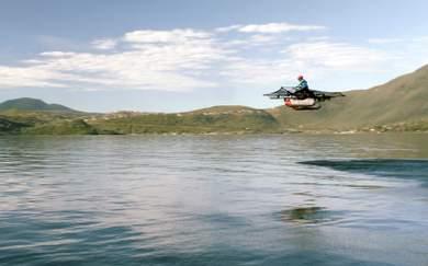 Google's Co-Founder Just Revealed a Legitimate 'Flying Car' Prototype
