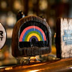 This Australian Bar Is Brewing Rainbow Beer for Marriage Equality