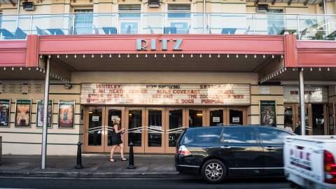 Ritz Laneway Cinema — CANCELLED