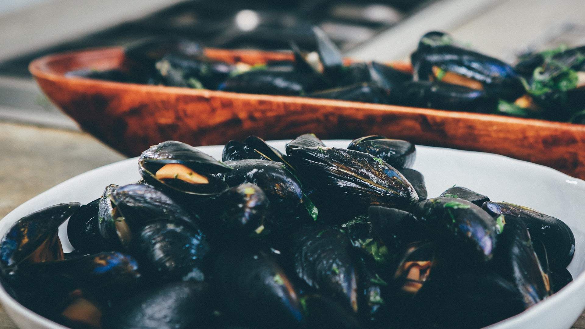 All-You-Can-Eat Mussel Festival