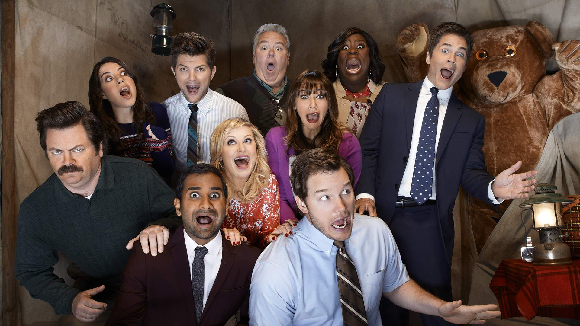 'Parks and Recreation' Is Coming Back for a One-Off Special COVID-19 Episode