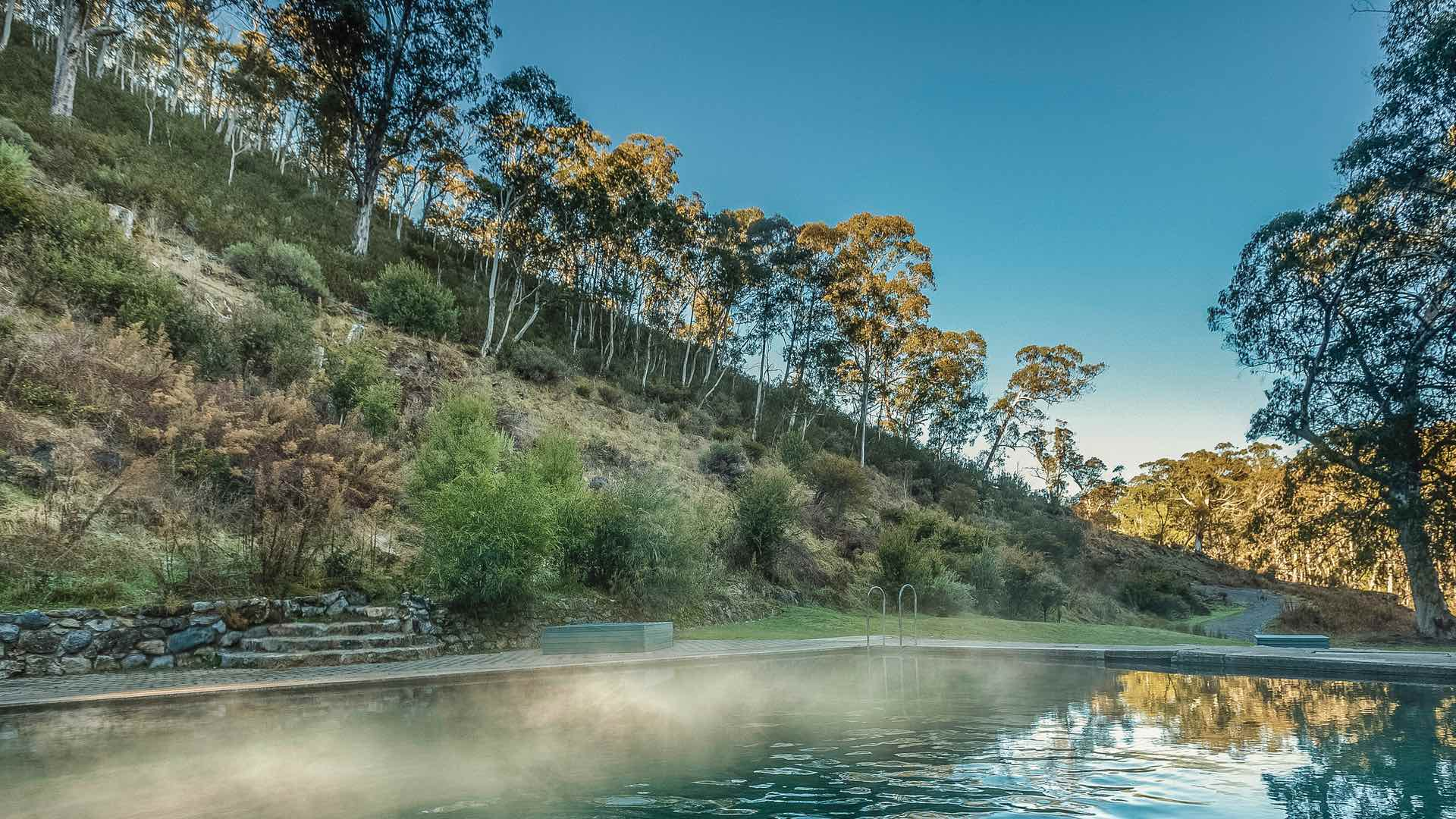Three Natural Hot Springs in NSW to Visit This Winter
