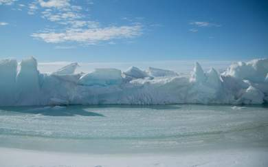 There's a Poetry Exhibition Happening in Antarctica and Your Work Could Be In It
