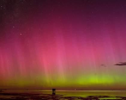 ICYMI Aurora Australis Lit Up Australian and New Zealand Skies This Week