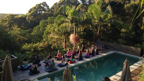 Eight Australian Yoga Retreats to Help You Achieve Your Most Flexible Zen