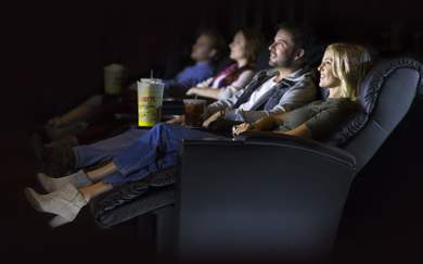 Win Tickets to New Zealand's First Reclining Cinema