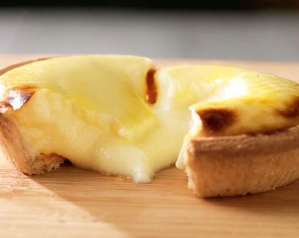 Malaysia's Insanely Popular Baked Three-Cheese Tarts Are Coming to Auckland