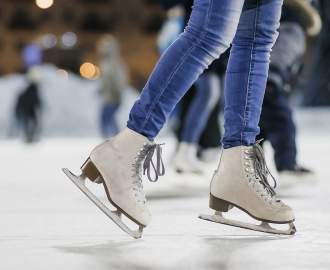 An Ice Skating Rink Is Popping Up in Auckland CBD for Winter