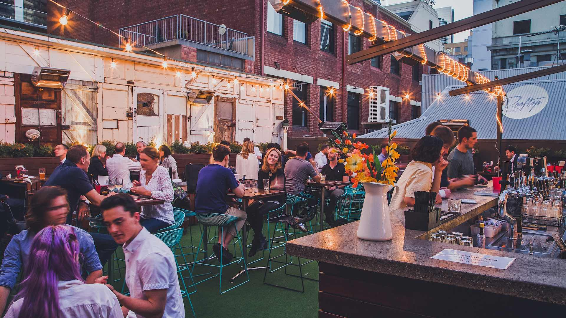 Five Rooftop Bars Perfect for a Night Under the Stars