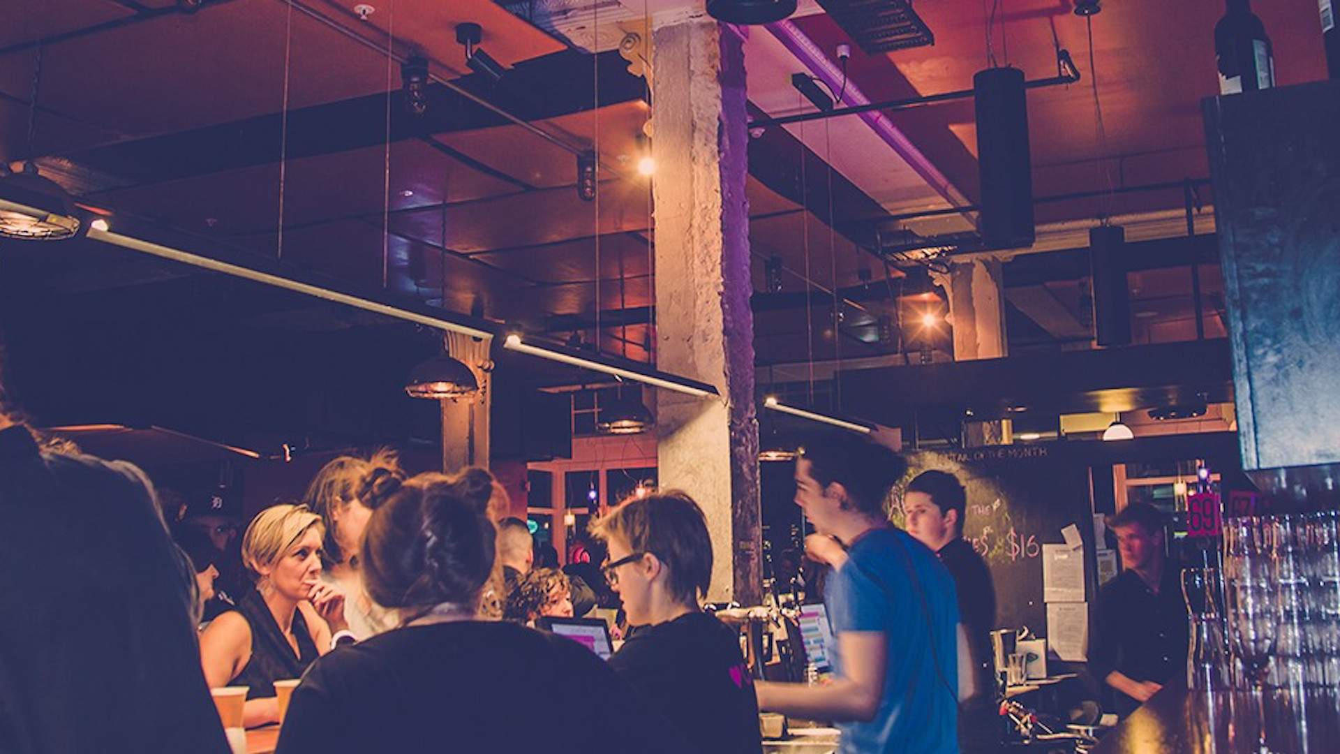 You'll Need a Password to Enter This Pop-Up Piano Bar
