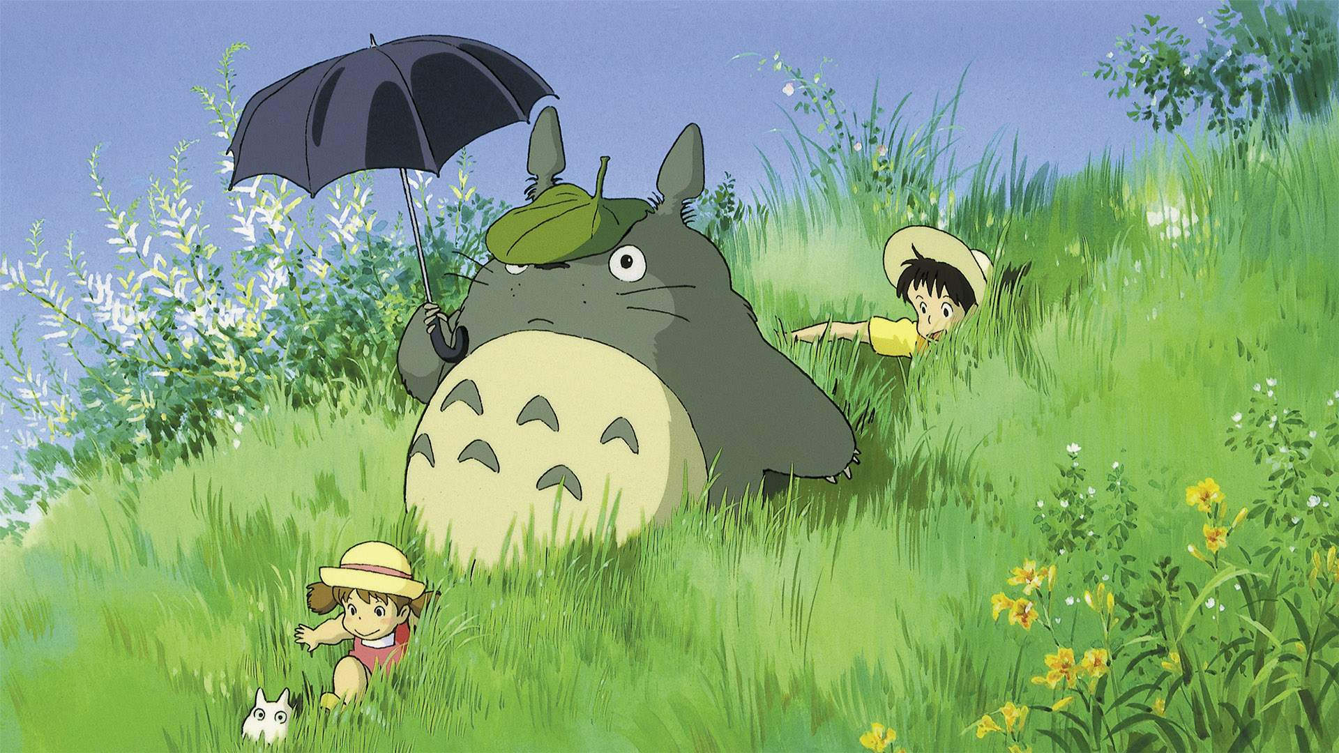35 Years of Studio Ghibli