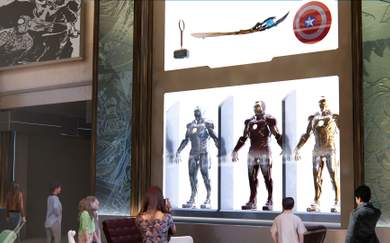 You'll Soon Be Able to Stay in the World's First Marvel Hotel