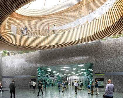 The Designs for Melbourne's New Metro Tunnel Have Been Revealed