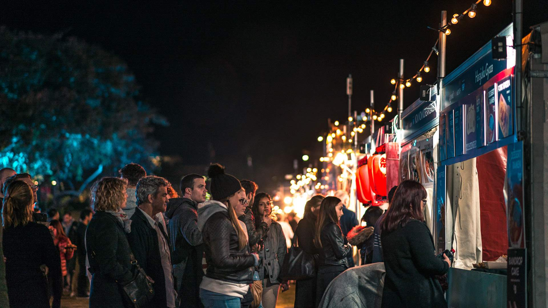 Night Noodle Markets 2018
